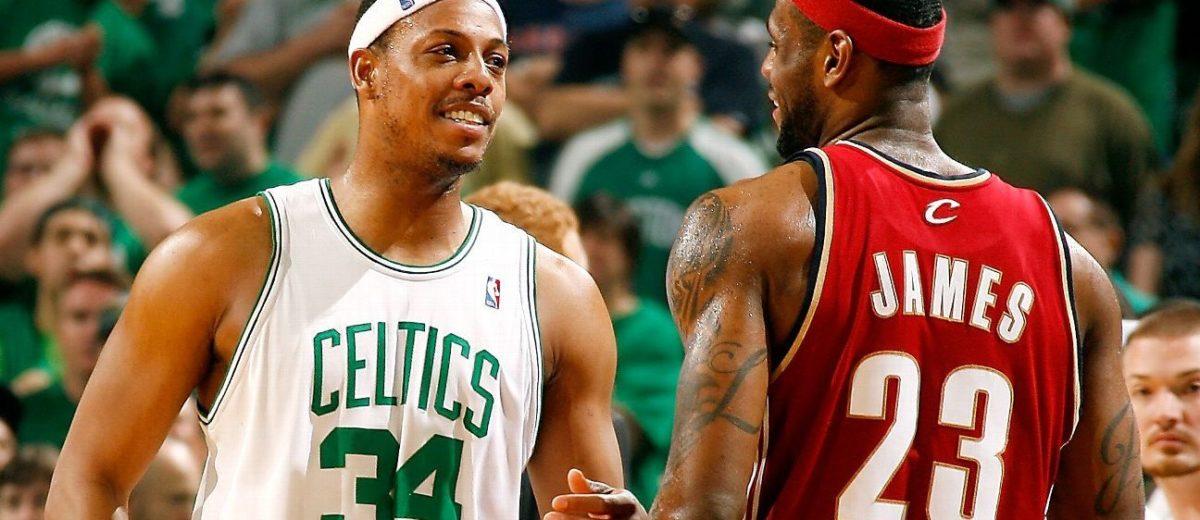 regard détaillé da1f7 16b06 NBA - 18 mai 2008 : Un Game 7 d'anthologie entre LeBron ...