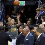 NBA – Le joueur à qui Steph Curry a volé son rite du tunnel shot