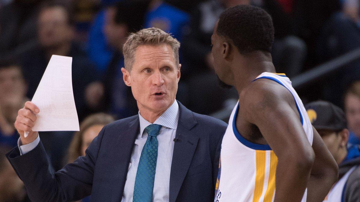 Les joueurs des Warriors veulent plus de soutien face à l'arbitrage