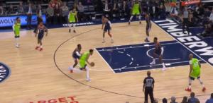 NBA – Top 10 : KAT détruit Jeff Green !