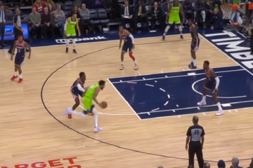 Karl-Anthony a détruit Jeff Green