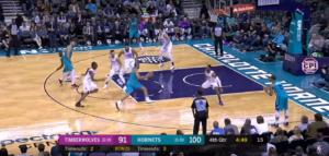 NBA – Top 10 : Nicolas Batum met KAT sur un poster !