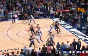 NBA – Top 10 : Fin de match folle entre Doncic et Jokic !