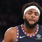 NBA – Mitchell Robinson rejoint deux légendes dans l'histoire