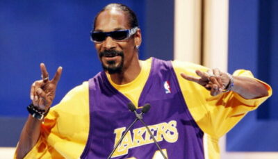 NBA – Snoop Dogg dévoile son génial Mount Rushmore de Los Angeles