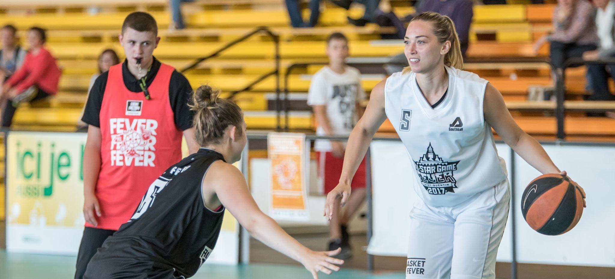 southball tournoi basket fever 3v3