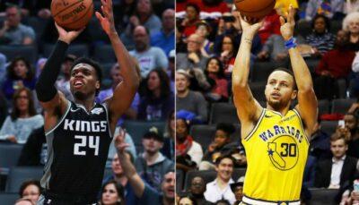 NBA – Buddy Hield claque un record où même Steph Curry a échoué