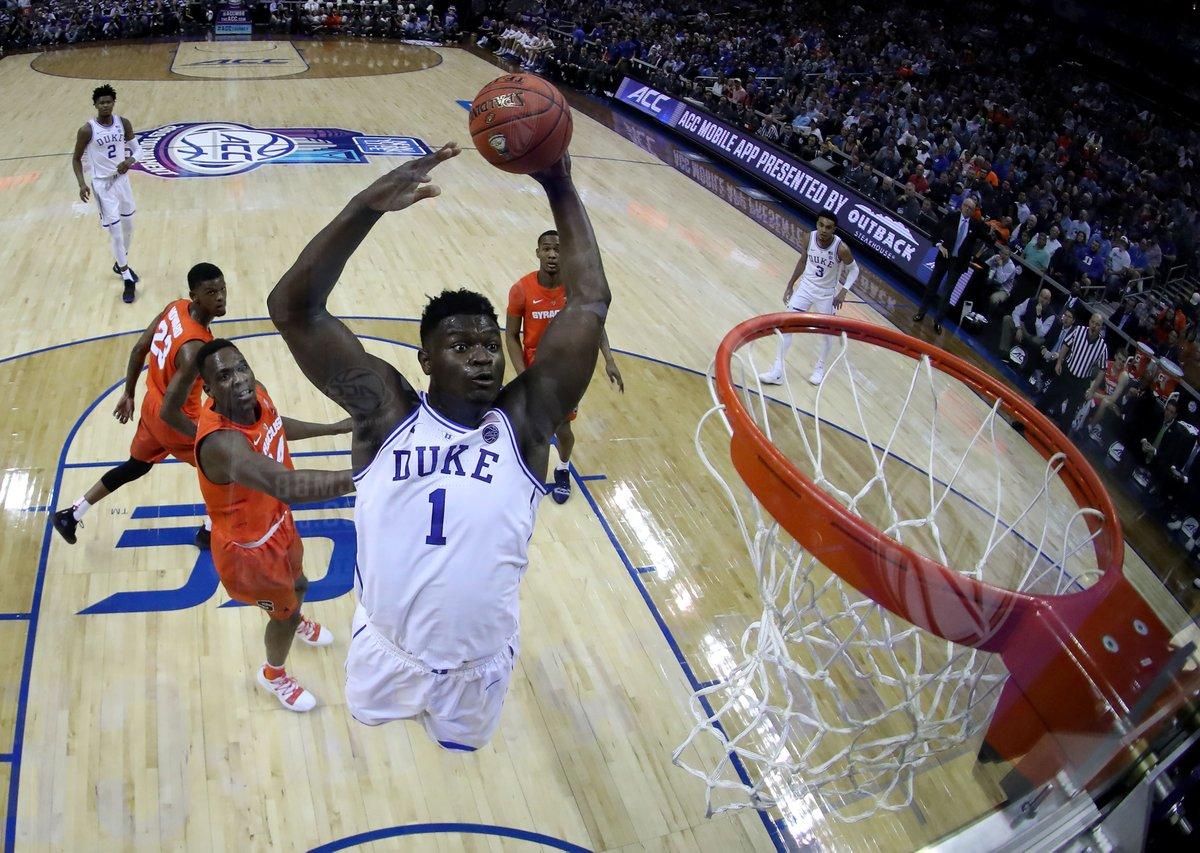 Zion Williamson de retour contre Syracuse