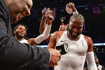 Dwyane Wade Miami Heat ESPN TNT NBA Playoffs Courtiser Analyste