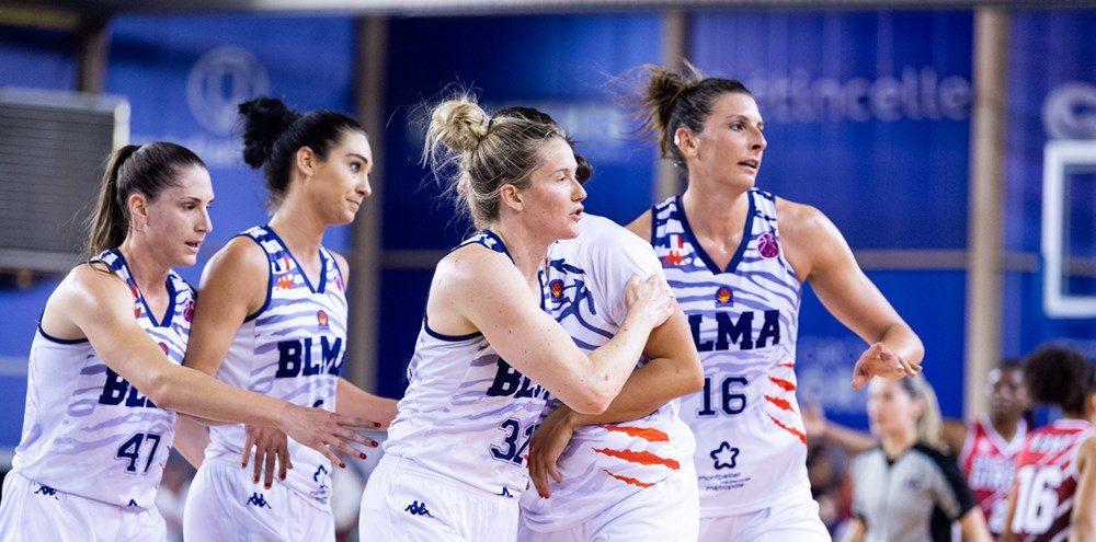 Les Gazelles se préparent à affronter Orenburg en finale retour d'EuroCupWomen