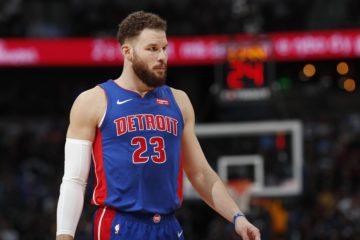 Blake Griffin pourrait manquer l'intégralité de la série face aux Bucks, condamnant quasiment les Pistons à subir un sweep