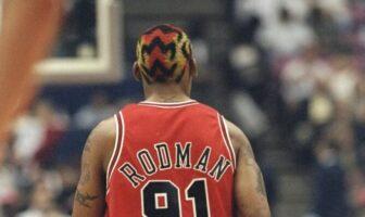 Qu'est devenu Dennis Rodman depuis la fin de sa carrière ?