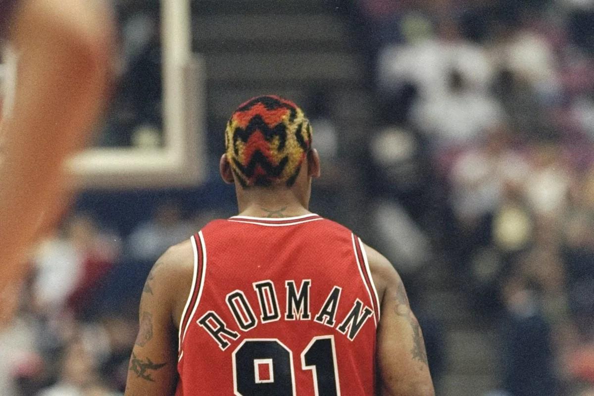Dennis Nba Qu'est Nba Devenu Qu'est Rodman iPuOkZwXT