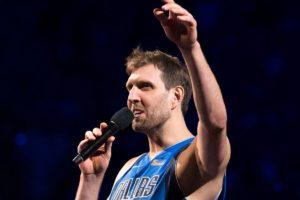 NBA – Comment la ville de Dallas va immortaliser Dirk Nowitzki