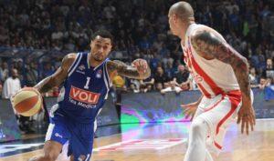 ABA League – Finales : Match 5 décisif pour Edwin Jackson et le Bucnost Podgorica !