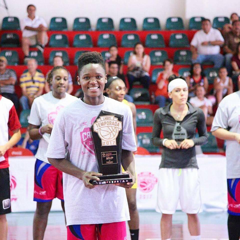 Diawakana MVP en summer league