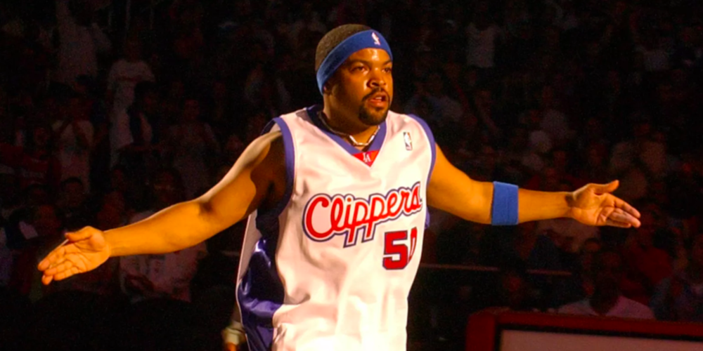 Ice Cube Los Angeles Clippers