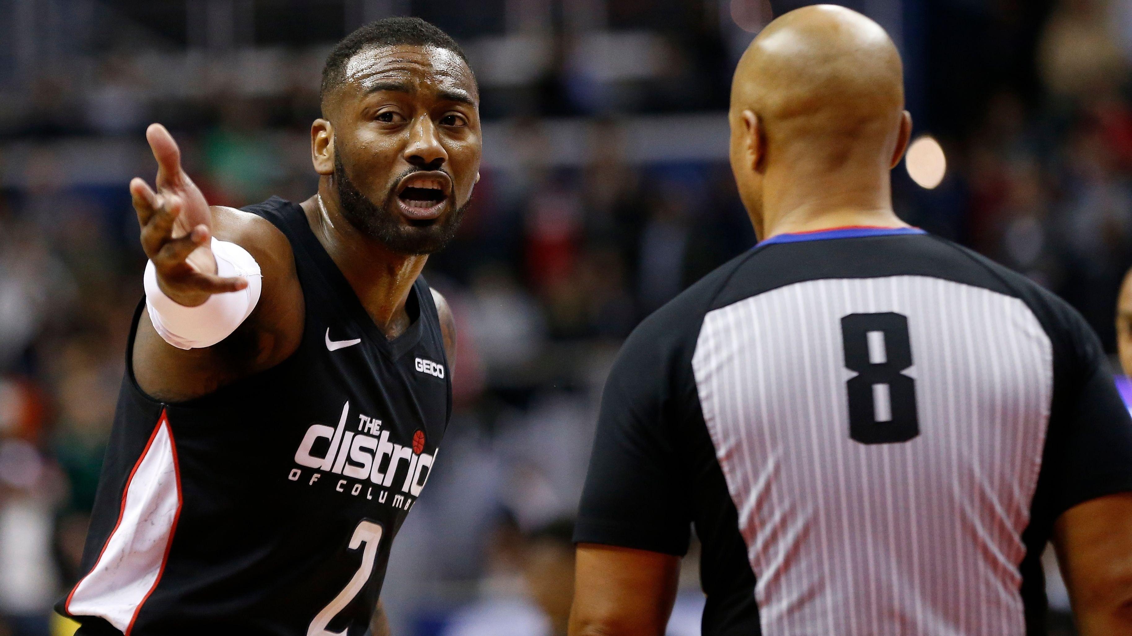 Dans e podcast de Chris Haynes, John Wall a déploré le manque d'intensité physique dans la NBA actuelle