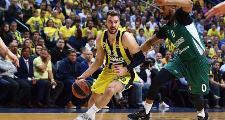 Grosse performance des joueurs de Zeljko Obradovic