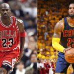 NBA – Un ancien joueur donne les similarités et différences entre LeBron et Jordan