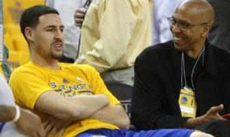 Mychal Klay Thompson Lakers Warriors Free Agency Agent libre départ