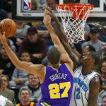 NBA – FDLN : Gobert et Fournier sont colossaux, Luwawu-Cabarrot et Okobo sont titulaires