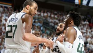 NBA – Les tensions qui existaient avant le COVID entre Mitchell et Gobert révélées