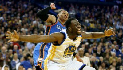 NBA – Draymond Green révèle son trash-talking violent pour Westbrook