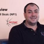 Interview – Cyril Sicsic (Feytiat Basket 87 – NF1) : «Je n'ai pas besoin que ça brille pour être intéressé» !
