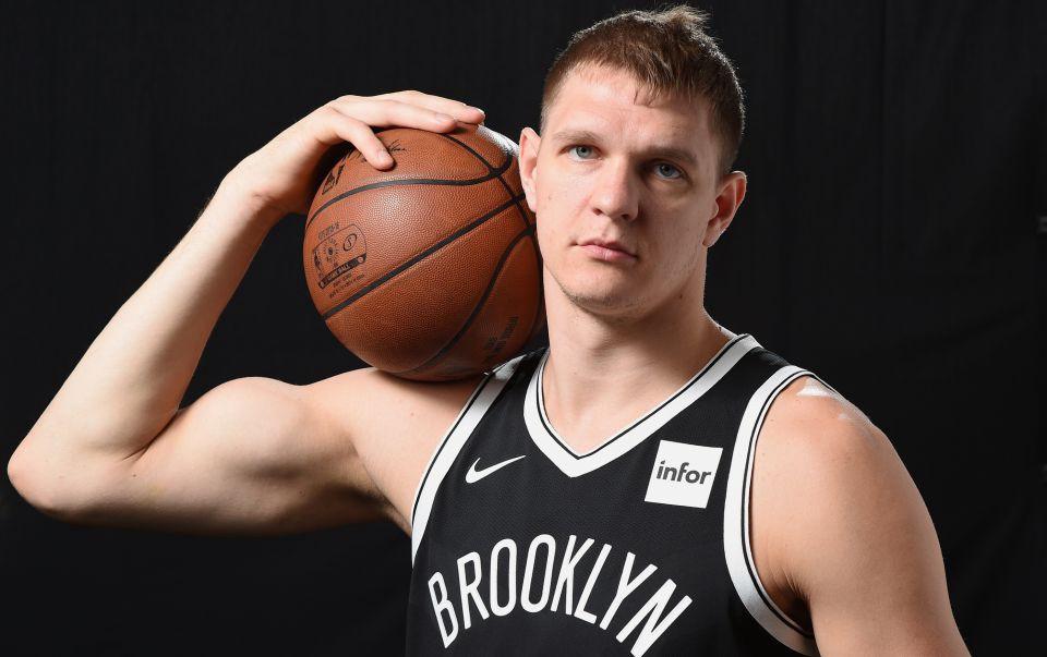 Le russe fait son retour au club après une carrière NBA
