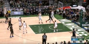 NBA Playoffs – Top 5 : Giannis ne respecte rien