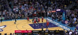 NBA – Top 10 : Jeremy Lamb for the win !