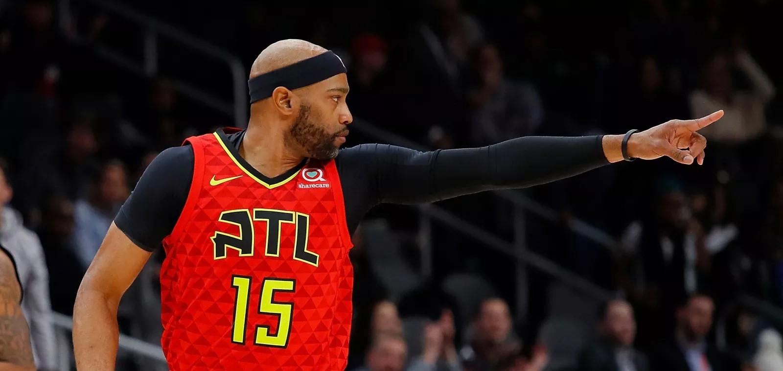 Vince Carter a déclaré qu'il était partant pour une 22e saison en NBA