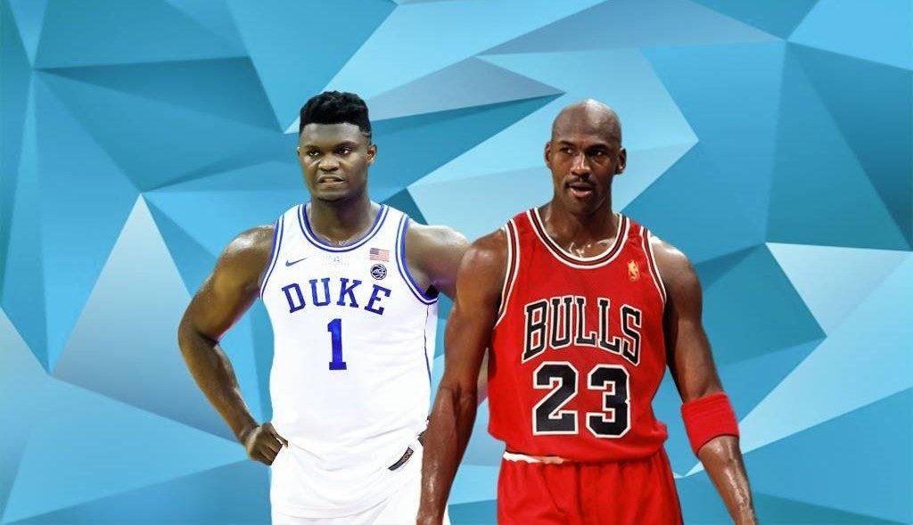 Jerry West a déclaré que ne pas drafter Zion Williamson serait comme ne pas drafter Michael Jordan