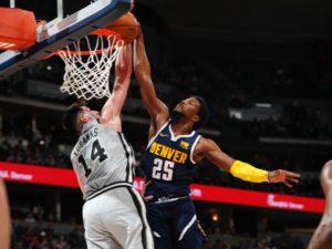 NBA – Top 10 : Malik Beasley postérize du rookie !