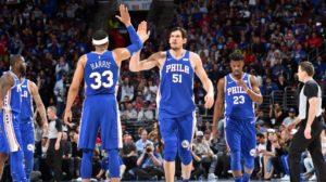 NBA – Quand Tobias Harris est mécontent de Boban dans 2K20