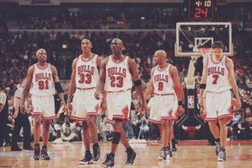 Les Chicago Bulls des années 90