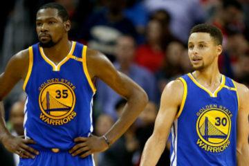 Curry et Durant expliquent leur intégration ensemble