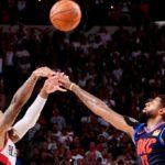 NBA – Damian Lillard et Paul George réagissent au buzzer-beater
