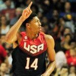 NBA – Anthony Davis se prononce pour le Mondial