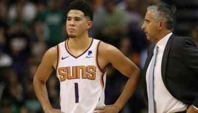 NBA – Le Big Three de feu que l'ex-coach des Suns voulait monter