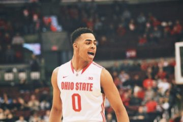 D'Angelo Russell sous le maillot d'Ohio State