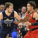 NBA – Trae Young complètement snobé derrière Luka Doncic