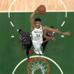 NBA Playoffs – Top 5 : Giannis depuis la ligne des lancers !