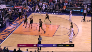 NBA – Top 10 : Josh Jackson domine les Cavs et Brandon Knight
