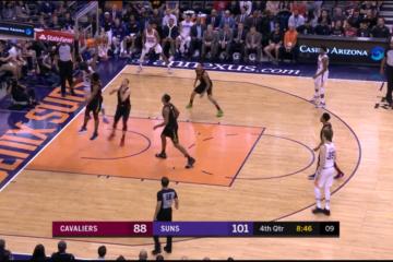 Le dunk de Josh Jackson
