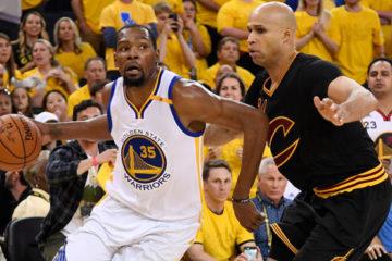 Le tacle de Jefferson aux Warriors, réponse de Durant