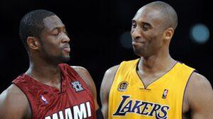 NBA – Le don de Kobe hors des parquets qui a subjugué Dwyane Wade