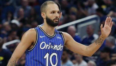 NBA – Avant son départ, Evan Fournier envoie un message au Magic !