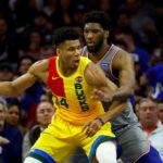 NBA – Giannis Antetokounmpo fait du jamais vu depuis Jordan en 1989
